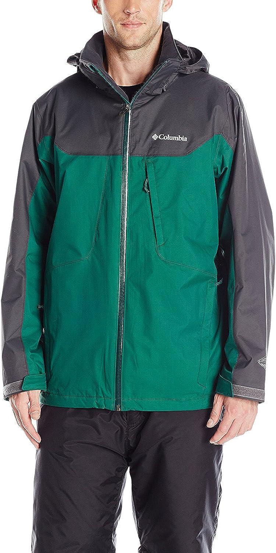 Columbia Sportswear Men's Big Whirlibird Interchange Jacket