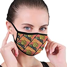 Men Women Balaclava Dust Face Mask Neck Gaiter Reusable Bandanas Daily Head Scarf for Cycling Ty Segall Melted-16 Hallowee...