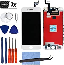 "CELL4LESS LCD Touch Screen and Digitizer Assembly for The iPhone 6S 4.7 inch - NOT for The 5.5"" (for iPhone 6S White)"