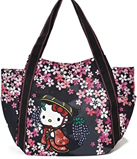 Limited Japanese Pattern Mothers Bag Tote Bag ■ KITTY-WG ■
