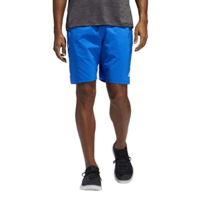 adidas 9 4Kraft Stripe+ Woven Shorts (Glory Blue) Men