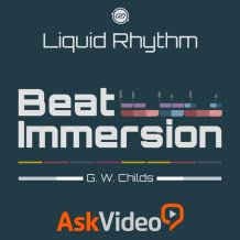 Beat Immersion Course For Liquid Rhythm by AV 101
