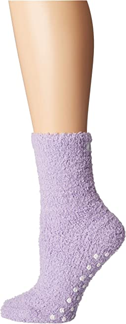 Solid Sock with Dot Gripper