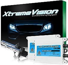 XtremeVision 55W AC Xenon HID Lights with Premium Slim AC Ballast - H7 5000K - 5K Bright White - 2 Year Warranty