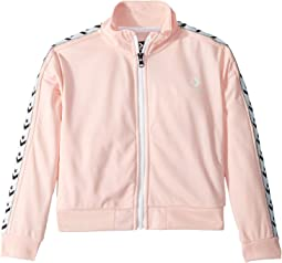 Star Chevron Track Jacket (Toddler/Little Kids)