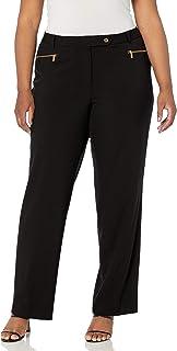 Calvin Klein Women's Plus-Size Three-Pocket Suiting Pant