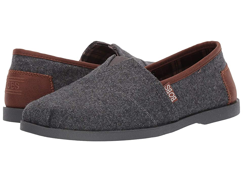 BOBS from SKECHERS Chill Luxe Fall Wonders (Charcoal) Women