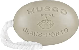 Claus Porto Musgo Real Oak Moss Sopa On A Rope Soap for Unisex, 6.7 Ounce
