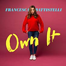 francesca battistelli own it cd