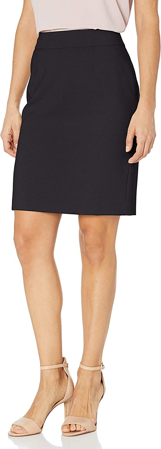 Calvin Sales of SALE items from new works Klein Women's Petite Skirt Straight Lux Boston Mall