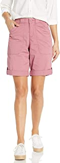 Lee Uniforms Women's Flex-to-go Relaxed Fit Utility Bermuda Short