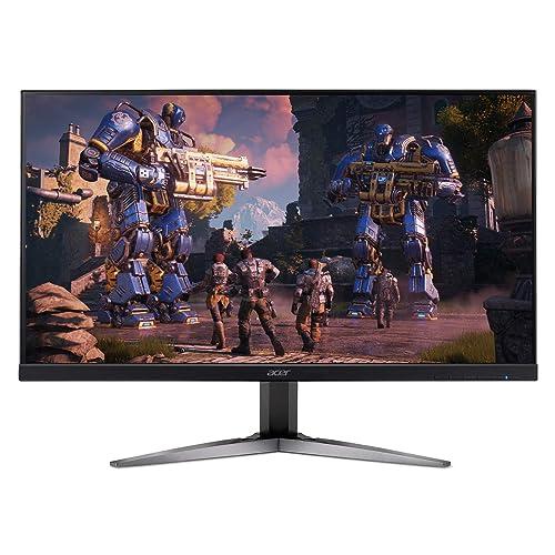 "Acer Gaming Monitor 28"" KG281K bmiipx 3840 x 2160 AMD FREESYNC Technology (HDMI & Display Ports)"