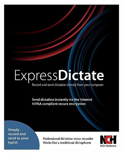 dictation softwares Express Dictate Digital Dictation Software - Record and Send Dictation to Typist [Download]