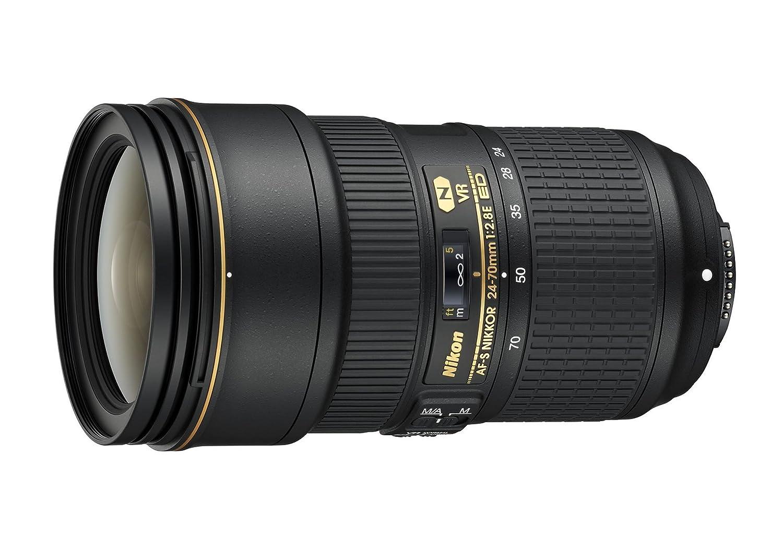 Nikon AF-S FX NIKKOR 24-70mm f/2.8E ED Vibration Reduction Zoom Lens