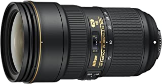 Nikon AF-S NIKKOR 24-70mm f/2.8E ED VR Lens For Nikon DSLR Camera