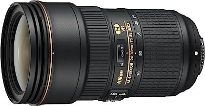 Nikon(ニコン) AF-S FX NIKKOR 24-70mm f/2.8E ED VR(手ブレ補正) ズームレンズ オートフォーカス Nikon DSLRカメラ用