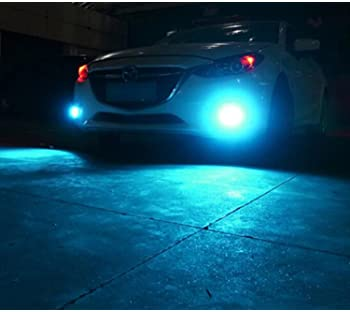 Daihatsu Rocky 55 W Ice Blue Xenon HID High//Low//SLUX DEL Side Light Bulbs Set