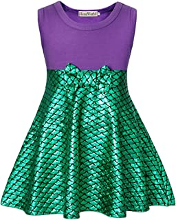 Best little mermaid outfits for girls Reviews