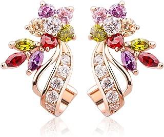 Best flowers earrings design Reviews