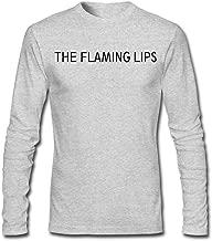 JJTD Men's The Flaming Lips Long Sleeve T-Shirt
