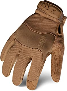 Ironclad EXOT-PCOY-03-M Tactical Operator Pro Glove, Coyote Brown, Medium