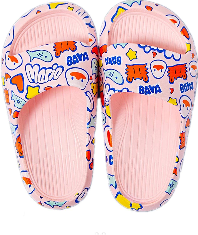 Girls Unicorn Slide Sandals Summer Lightweight Swim Sho Non-Slip Ranking Don't miss the campaign TOP12