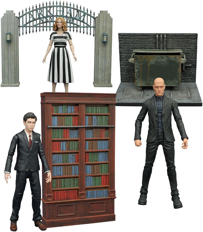 Gotham Select Select Select Figuras 18 cm Serie 3 Surtido (6)  barato y de moda