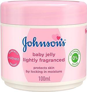 جونسون جلي خاص لبشرة للأطفال ، عطر خفيف , 100 مل