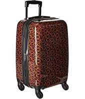 "Calvin Klein CK-510 Signature Hardside 20"" Upright Suitcase"