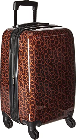 "CK-510 Signature Hardside 20"" Upright Suitcase"