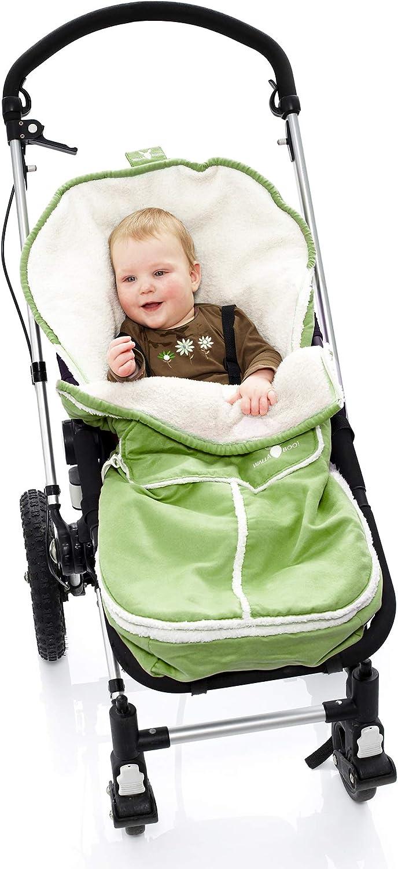 Saco para bebe Wallaboo nacimiento a 4 a/ños verde