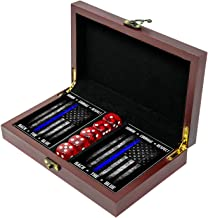 Police Playing Cards with Dice - Police Officer Gift Set