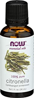 Now Foods Essential Oils Citronella 1 fl oz (30 ml)