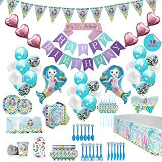 Best mermaid theme party ideas Reviews