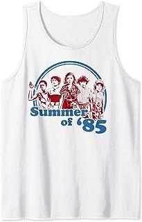 Netflix Stranger Things Summer Of '85 Group Shot Débardeur