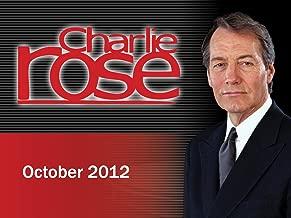 Charlie Rose October 2012