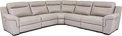 Amazon Com Homelegance 9605 Vera Reclining Sectional Sofa