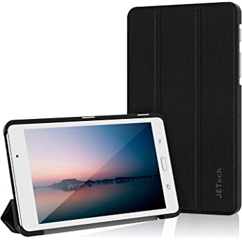 "JETech Case for Samsung Galaxy Tab A 7.0"" (SM-T280/T285), Black"