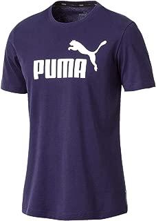 Puma ESS Logo Tee for Men's