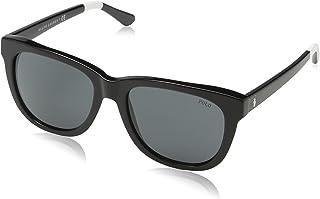 نظارة شمسية للنساء من بولو رالف وايفارير - لورين PHS4105 - 557287-54 -  ملم  54-18-140