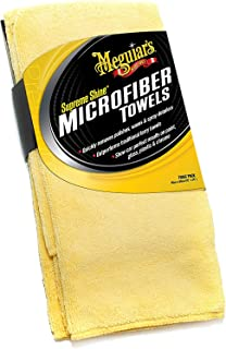 Meguiar's supreme shine microfiber towel 1 pack