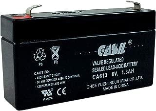 GE Simon XT 6V 1.3Ah Alarm Battery by Casil