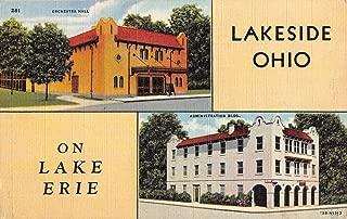 lakeside ohio entertainment