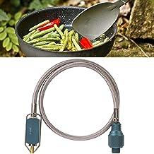 Tubo de estufa de 23.2 pulgadas conveniente y seguro, para estufa de camping, para entornos al aire libre