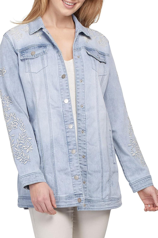 Tribal Women's Las Vegas Mall Maxi Jacket New color