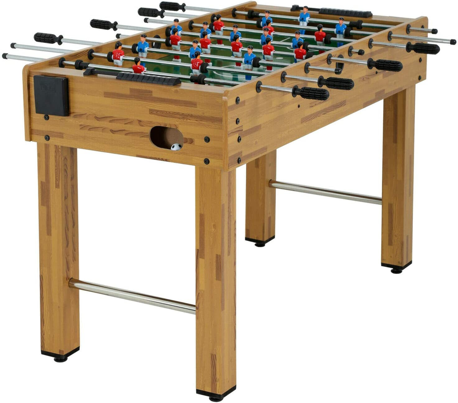 GEEKER 48-inch Game price Foosball Table W Balls Indoo 2 Store Holders Cup