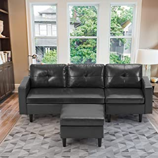 Leather Sectional Living Room Sets