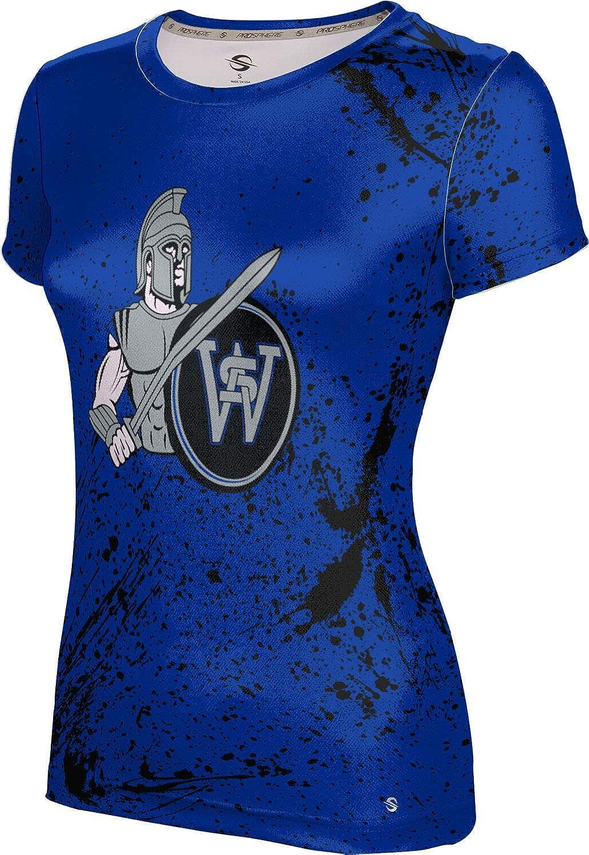 ProSphere South Warren High School Girls' Performance T-Shirt (Splatter)