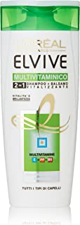 L'Oréal Paris Shampoo i Balsamo Vitalizzante 2 in 1, 250ml