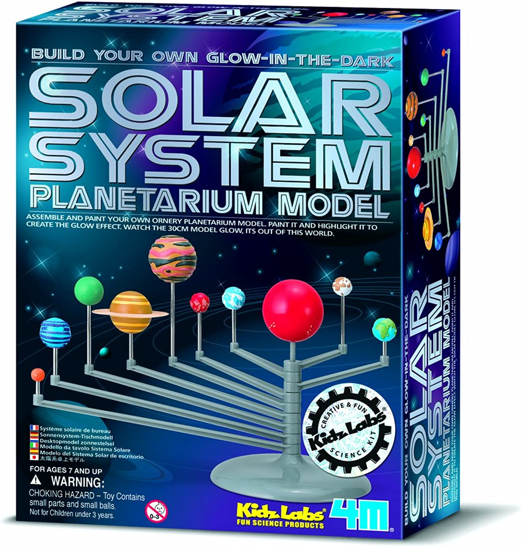 Astronomy experiment kit Planetarium Solar System